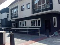 BRAND NEW 5/4 BEDROOM DUPLEX FOR SALE AT IDADO LEKKI