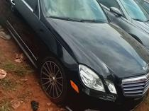 2005 Mercedes-Benz C350 Black Automatic Foreign Used