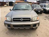 2003 Nissan Pathfinder  Automatic Foreign Used