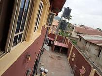 Exquisitely Built two bedroom flat available for rent.