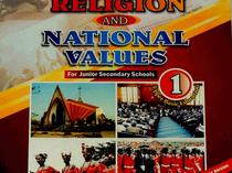 ESSENTIALS OF RELIGION AND NATIONAL VALUES FOR JSS 1 TO 3