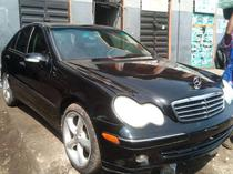 2007 Mercedes-Benz C350  Automatic Foreign Used