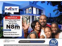 Land for sale in Nestvilla