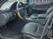 2004 Mercedes-Benz C230 Black Automatic Foreign Used