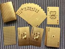 Plastic Poker Playing Cards Waterproof