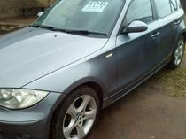 2005 BMW 120d  Manual Foreign Used