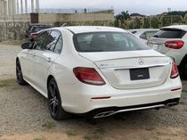 2017 Mercedes-Benz E63  Automatic Foreign Used