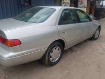 2001 Toyota Camry Silver Automatic Foreign Used