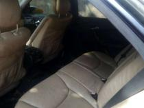 2002 Mercedes-Benz S Class Black Automatic Nigerian Used