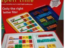 Spell Time Game