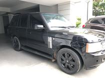 2006 Rover Land Black Automatic Nigerian Used