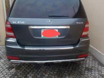 2012 Mercedes-Benz GL Class Gray Automatic Nigerian Used