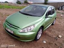 2004 Peugeot 307 Green Automatic Foreign Used