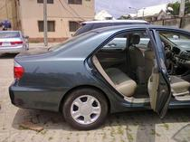 2005 Toyota Camry Green Automatic Foreign Used