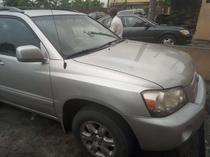 2006 Toyota Highlander  Automatic Foreign Used
