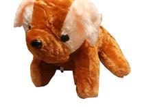 Dog Shape Teddy Bear