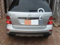 2008 Mercedes-Benz C350 Silver Automatic Nigerian Used