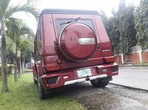 2006 Mercedes-Benz G-Class  Automatic Nigerian Used