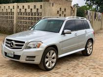 2010 Mercedes-Benz GLK-Class  Automatic Nigerian Used