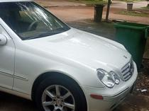 2004 Mercedes-Benz C240 White Automatic Nigerian Used