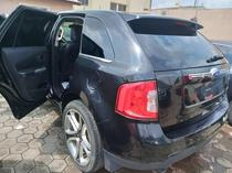 2012 Ford Edge Black Automatic Foreign Used