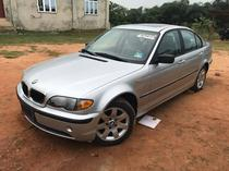 2002 BMW 3 Series  Automatic Nigerian Used