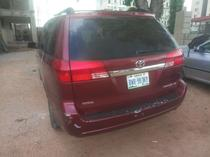2005 Toyota Sienna  Automatic Nigerian Used