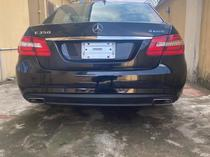 2011 Mercedes-Benz E350 Other Automatic Foreign Used