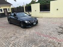 2011 Mercedes-Benz E350 Black Automatic Nigerian Used