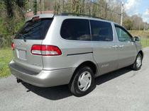 2002 Toyota Sienna  Automatic Foreign Used