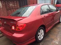 2004 Toyota Corolla  Automatic Foreign Used