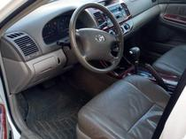 2003 Toyota Camry White Automatic Nigerian Used