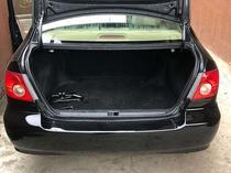 2005 Toyota Corolla Black Automatic Nigerian Used