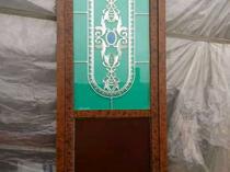toilet door with strong acor board