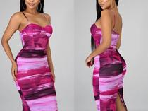 Singlet Cup Gown