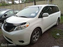 2012 Toyota Sienna  Automatic Foreign Used