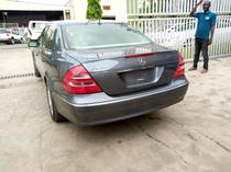 2005 Mercedes-Benz E320  Automatic Foreign Used