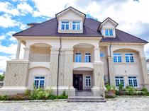 Brand New 10 Bedroom Mansion  for Sale at Asokoro,Abuja