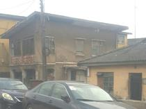 Old Bungalow and a Storey on 2 Plots of Fashoro st.