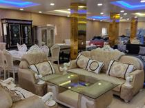 7seater sofas fabric chairs with center table
