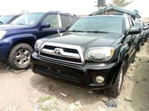 2006 Toyota 4-Runner  Automatic Foreign Used