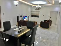 Luxuriously furnished 3 bedroom apartment + Swimming pool at Oniru