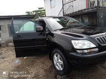 2003 Lexus RX  Automatic Foreign Used