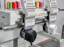 TWO HEADS YINGHE EMBROIDERY MACHINE