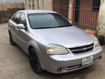 2005 Chevrolet Optra  Manual Nigerian Used