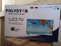 polystar 40 inches 4k Smart QledTV