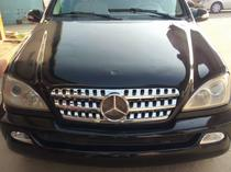 2006 Mercedes-Benz M Class  Automatic Nigerian Used