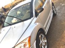 2009 Dodge Caliber Silver Automatic Nigerian Used