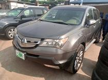 2007 Acura MDX  Automatic Nigerian Used