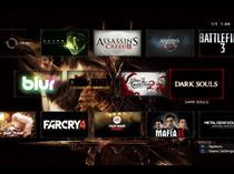Install games on your ps3